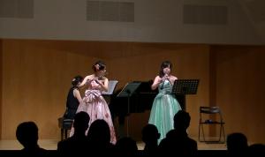 2014年12月14日(日)津崎このみ&和光美苗デュオ リサイタル