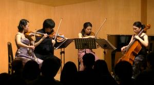 【ギャラリー】2019年3月16日(土)Quartet Nigun〜音楽の「リアリティ」を求めて〜