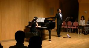 【ギャラリー】2018年5月26日(土)ヴァイオリンと歌のコンサート