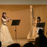 【ギャラリー】2018年11月18日(日)Yuri Yamanishi & Sakura Taga Duo Concert