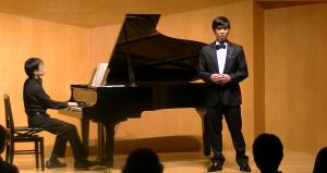 【ギャラリー】2019年4月6日(土)小野泰久テノールリサイタル~テノールの名曲と若き作曲家の作品を歌う~