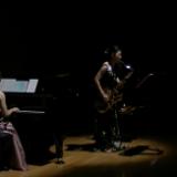 【ギャラリー】2017年10月15日(日)Sound Gallery 佐川鮎子サクソフォン・リサイタル