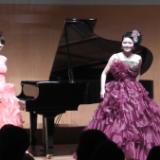 2013年4月21日(日)赤松美紀&阿部伊吹ジョイントリサイタル