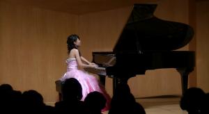 【ギャラリー】2017年10月14日(土)磯貝萌子ピアノリサイタル
