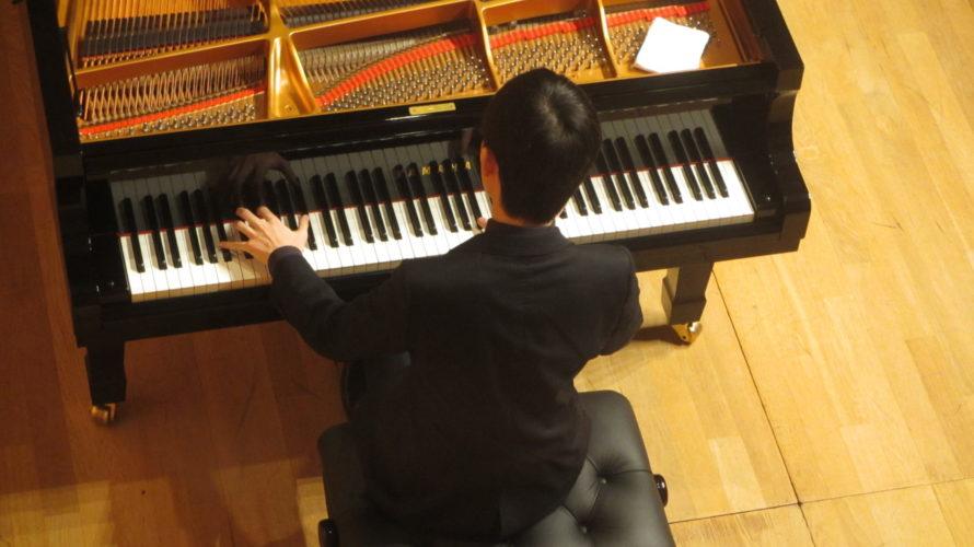 【ギャラリー】2019年6月15日(土)篠村友輝哉ピアノリサイタル