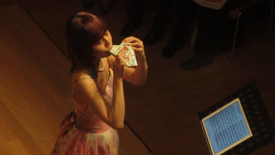 【ギャラリー】2020年2月15日(土)柿内美緖オカリーナ リサイタル2020 ― 東京公演 ―
