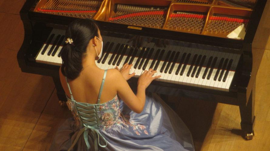【ギャラリー】2020年9月19日(土)町永早紀 ピアノ リサイタル