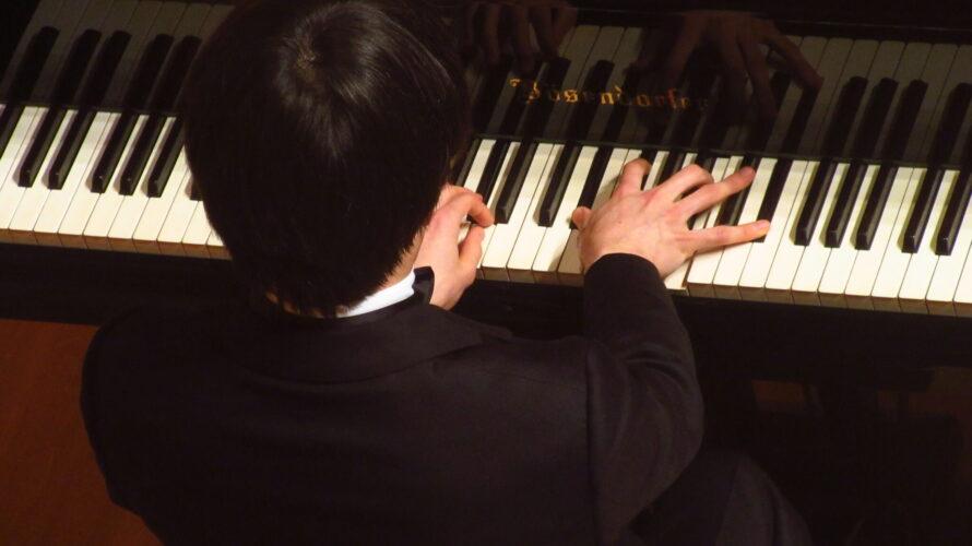 【ギャラリー】2021年3月21日(日)坂井悠人ピアノリサイタル