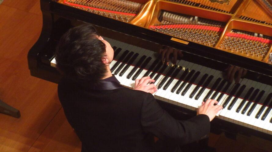 2021年2月14日(日)和田太郎ピアノリサイタル