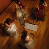 【ギャラリー】2021年3月20日(土祝)Quartet Pentola Spring Concert(振替公演)