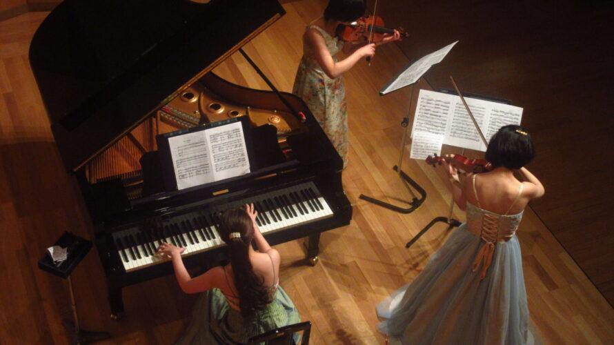 【ギャラリー】2021年4月11日(日)音の彩~おとのいろ~2台ヴァイオリンとピアノのコンサート