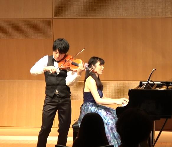 【ギャラリー】2021年4月4日(日)椿太陽&金子幸子デュオ・リサイタル
