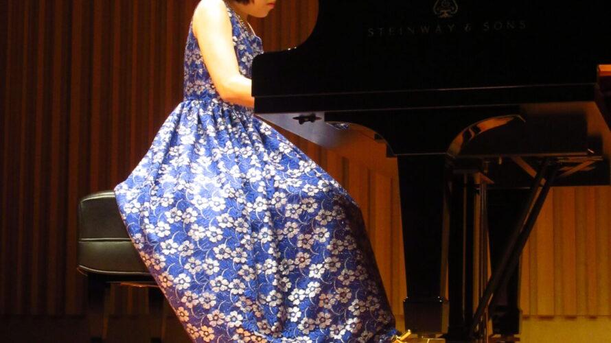 【ギャラリー】2021年6月5日(土)西﨑あゆみピアノリサイタル ~多彩な音色に魅せられて~